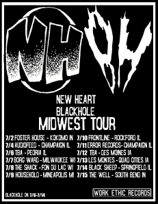 new heat backhole tour